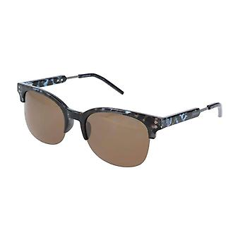 Polaroid Men Brown Sunglasses--PLD2592816