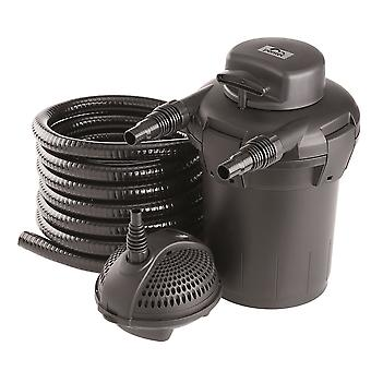 Pontec PondoPress 5000 Pond Filter Set