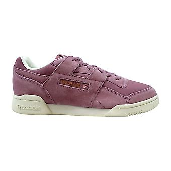 Reebok Workout Lo Plus Infused Lilac/Chalk-Rose CN4623 Women's