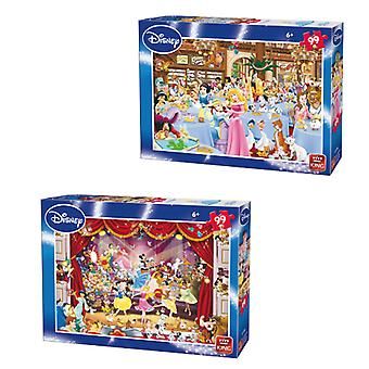 King puzzel 99 st. tearoom 05178