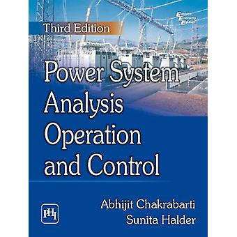 Power System Analysis - Operation and Control by Sunita Halder - 97881