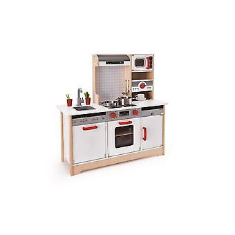 Hape - All-in-1 Kitchen - Houten Kinderkeuken