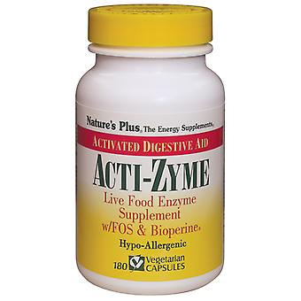 Natures Plus Actizyme vcaps 180