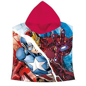 Marvel Avengers hette håndkle poncho