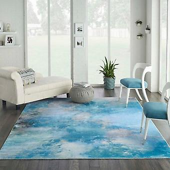 Le Reve LER02 Seafoam  Rectangle Rugs Funky Rugs
