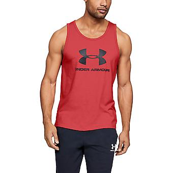 Under Armour Sportstyle tanque logo-AW19