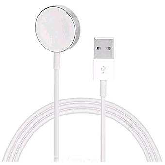 Apple magnetic charging cable (2m) 2 mt magnetic cable for apple watch, watch sport and watch edition-white