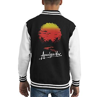 Apocalypse Wow Kid's Varsity Jacket