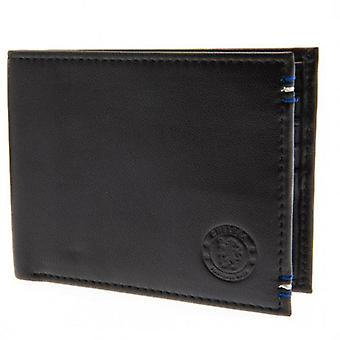 Chelsea Leather Stitched Wallet