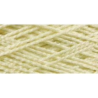 Needloft Craft Yarn 20 Yard Card Eggshell 510 39