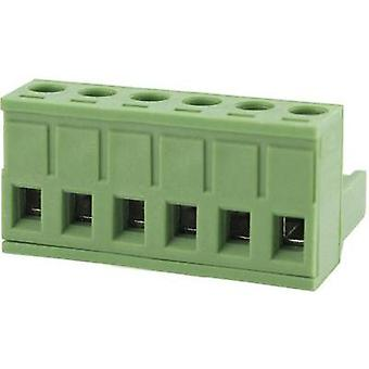 Pin enclosure - cable Total number of pins 8 Degson 2EDGK-5.08-08P-14-00AH Contact spacing: 5.08 mm 1 pc(s)