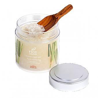 Lanna Oriental Spa Bath Salt Rice & Lemongrass 500 g