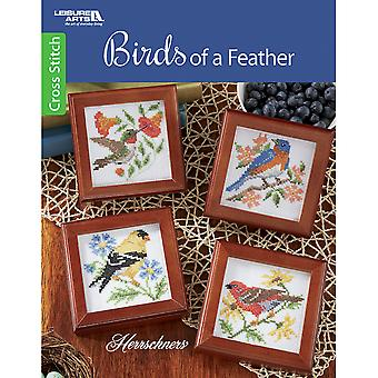 Leisure Arts-Birds Of A Feather LA-6742