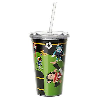 Paul Frank With Rod Soccer Cup (Kitchen , Household , Mugs and Bowls)