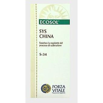 Forza Vitale Sys.china 50 Ml. (Dietetics and nutrition, supplements, other)