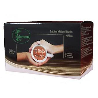 Botanicum Red Tea Pu-Erh With Plum 20 Filters