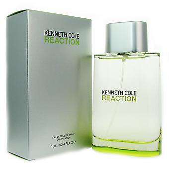 Reazione di Kenneth Cole per lui 3.4 oz EDT Spray