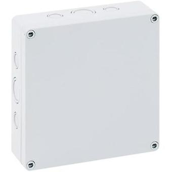 Build-in casing 180 x 182 x 63 Polycarbonate (PC) Light grey Sp