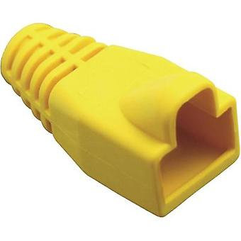 BEL Stewart Connectors 450-013 450-013 Yellow