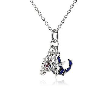 s.Oliver jewel children and teens necklace-silver SOK102/1 - 487016