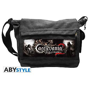 Abysse Castlevania Messenger Bag Lords Of Shadow 2 Big Size