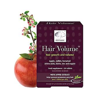 New Nordic, Hair Volume, 30 tablets