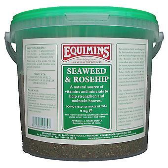 Equimins Seaweed & Rosehip 3kg