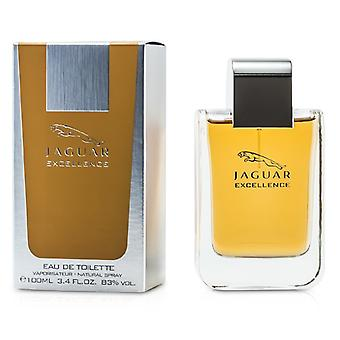 Jaguar Excellence Eau De Toilette Spray 100ml / 3,4 oz