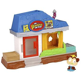 Giochi Preziosi The rudies - Mini Playset + Mascota
