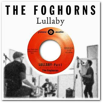 Foghorns - Lullaby [Vinyl] USA import