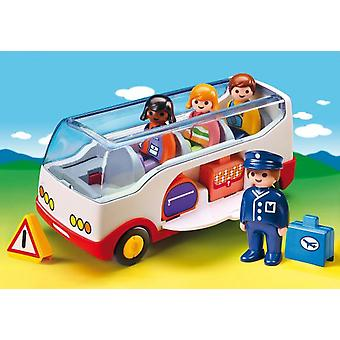 Playmobil 6773 1,2,3 Bus