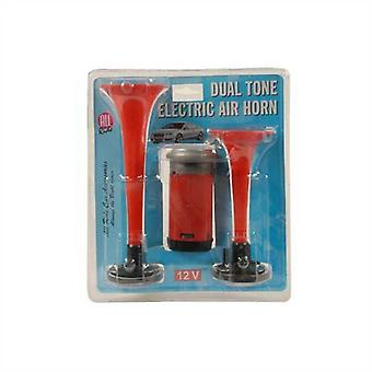Dual Tone Electric Air Horn