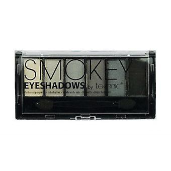 Technic Smokey Eye shadows 6 colori