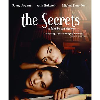 Secrets [Blu-ray] USA import