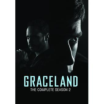 Graceland Season 2 [DVD] USA import