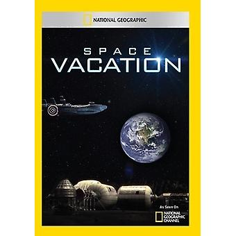 Space Vacation [DVD] USA import