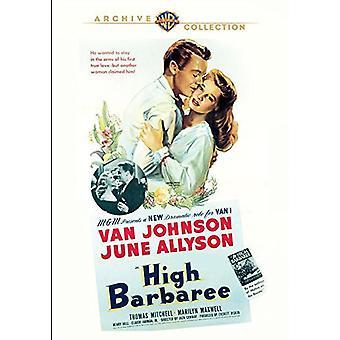 High Barbaree [DVD] USA import