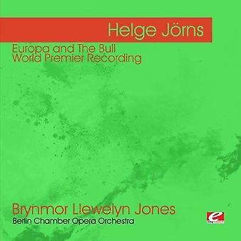 Helge J÷rns - Jerns: Europa & Bull-World Premier opptak [DVD] USA import