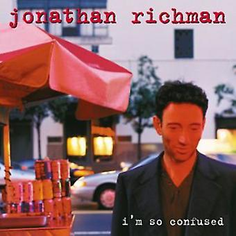 Jonathan Richman - I'm So Confused [CD] USA import