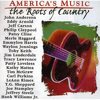 Roots of Country - Roots of Country [CD] USA import