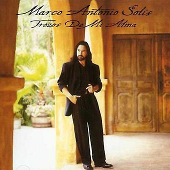 Marco Antonio Solis - Marco Antonio Solis: Vol. 1-Trozos De MI Alma [CD] USA import