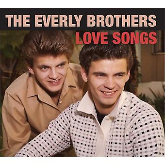 Everly Brothers - Love Songs [CD] USA import