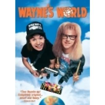 Wayne's World [DVD] USA import