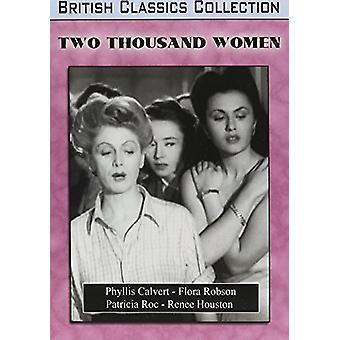 Deux mille femmes [DVD] USA import