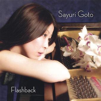 Sayuri Goto - Flashback [CD] USA import