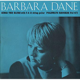 Barbara Dane - Barbara Dane chante le Blues [CD] USA import