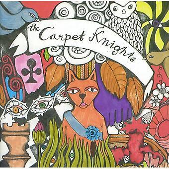 Tæppe Knights - mistede & så mærkelige er My Mind [CD] USA importerer