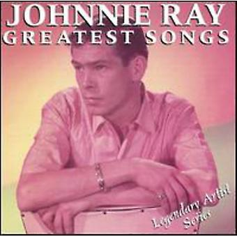 Johnnie Ray - Greatest Songs [CD] USA import