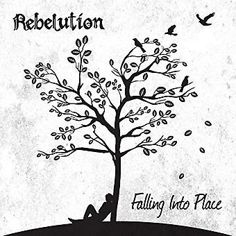 Rebelution - falder på plads [Vinyl] USA import