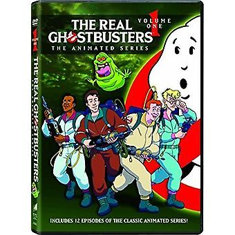 Real Ghostbusters 1 [DVD] USA import